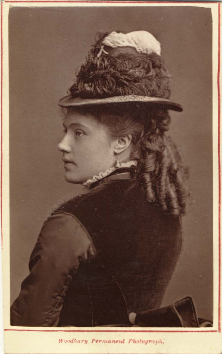 actress Miss Rose Coghlan