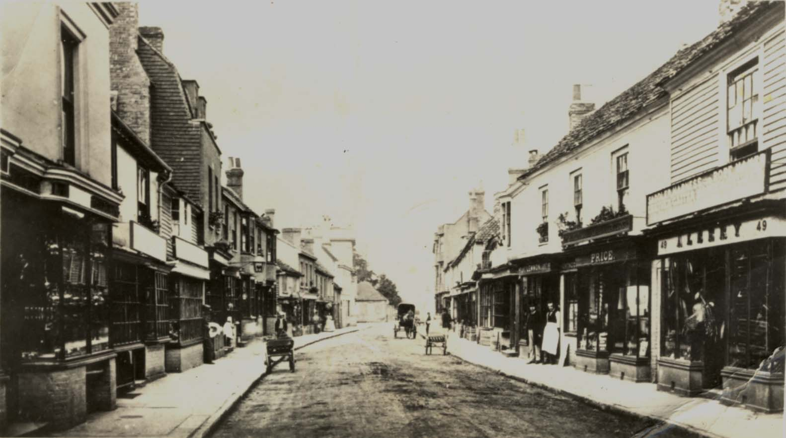 horsham west sussex history