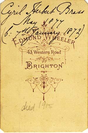 Edmund Wheeler Junior